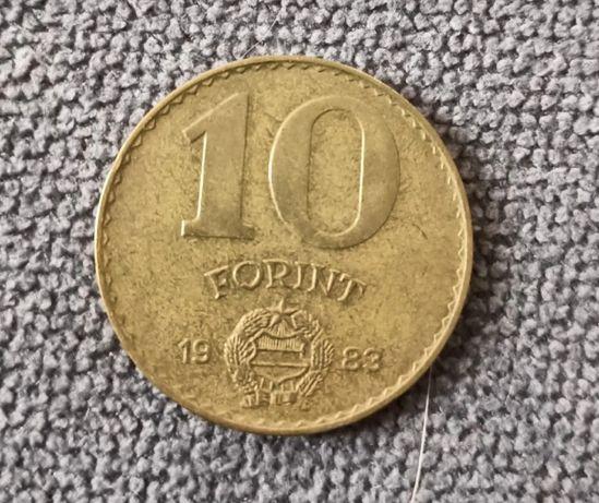 Sprzedam monetę 10 forint 1983 rok