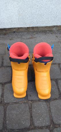 Buty narciarskie dziecięce Head, dł. 17 cm