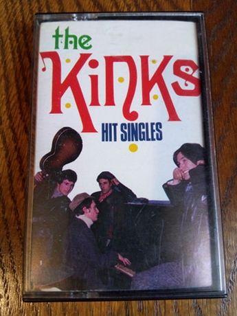 Касета The Kinks - Hit Singles (раритет Англія 1987)