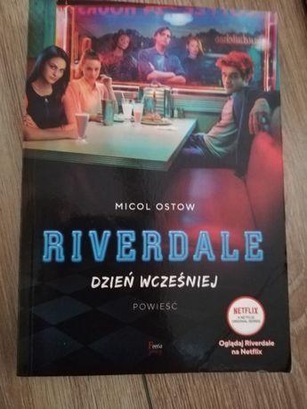 Riverdale. Dzień wcześniej, 1 tom, powieść, Micol Ostow, serial