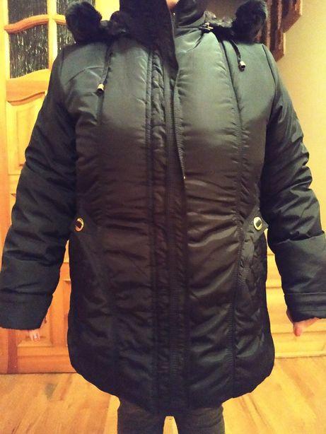 Nowa duża kurtka zimowa XXL