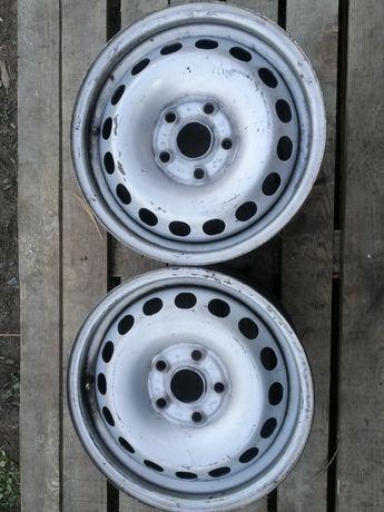 Продам два диска на VW 5 на 112 ЕT47, 6J