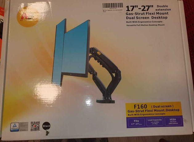 Sprzedam: Uchwyt do 2 monitorów Northbayou F160