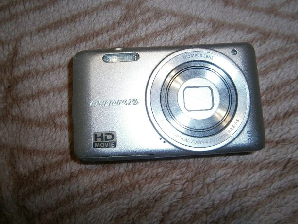 фотоаппарат цифровой olympus не включается