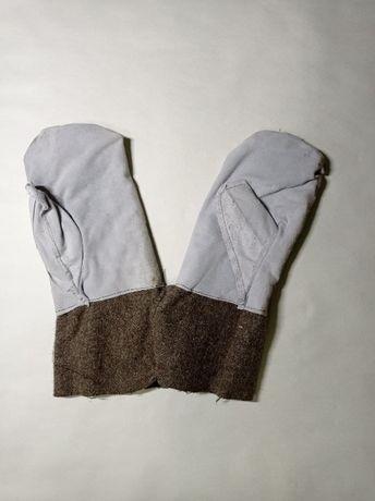 Вачеги (рукавицы металлурга, защитные рукавицы)