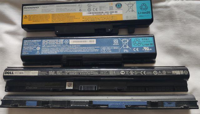 Аккумуляторы к ноутбукам
