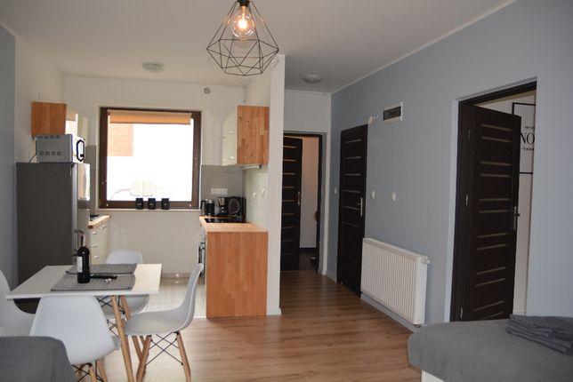 Apartament Fibra Flat White-noclegi Rybnik 5 - 42m2 mieszkanie na doby