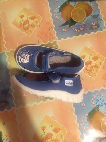 Дитяче Взуття в садочок перезувне!!27 розмір