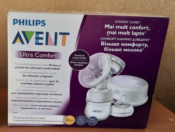 Молокоотсос Philips Avent электрический
