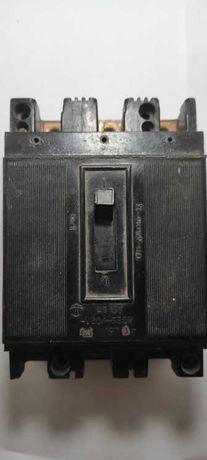 Автомат на 380V - 50A, СССР.