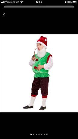 Карнавальный костюм «Гномик»