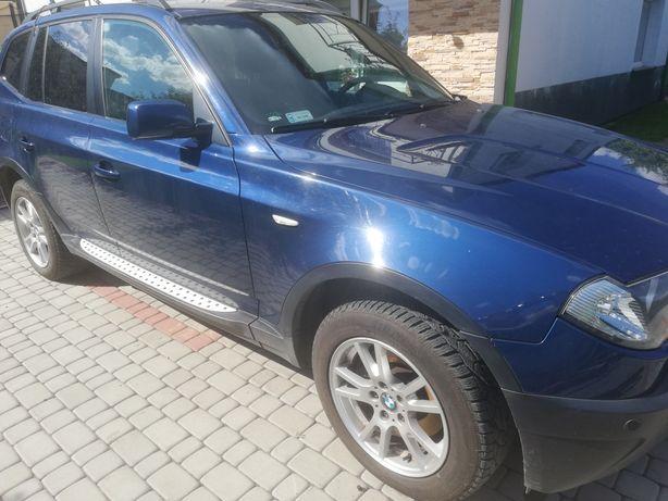 Sprzedam samochód  BMW X3