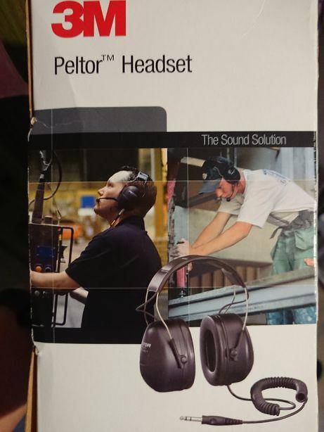 SŁUCHAWKI PELTOR HTB79A-02 z możliwością odsłuchu