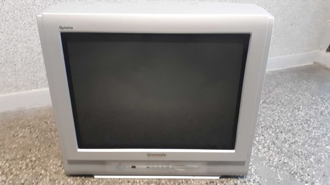 Telewizor Panasonic 21 cali + pilot+dekoder DVB-T