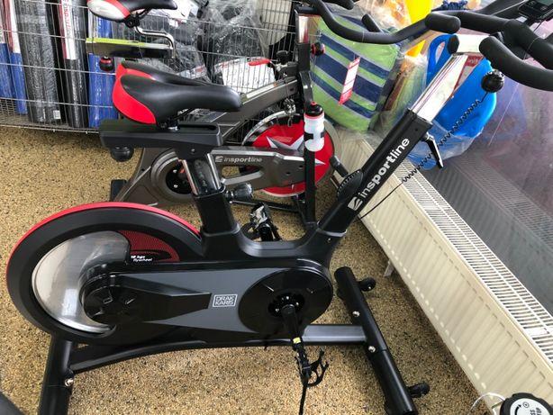 Rower treningowy spinningowy inSPORTline Drakkaris