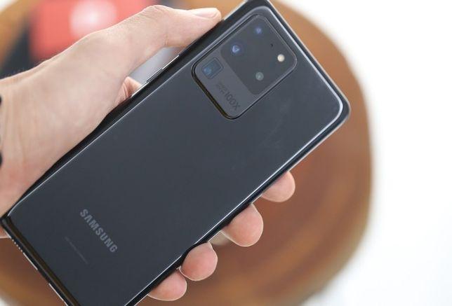 Samsung S20 Ultra 128gb 5G + Galaxy buds live + Relógio Galaxy Watch