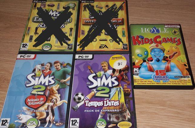 Jogos dos SIMS2 para PC