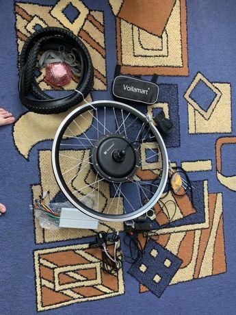Электроколесо 26 дюймов | Мотор колесо 1500 Ватт | Велонабор 48V 1500W