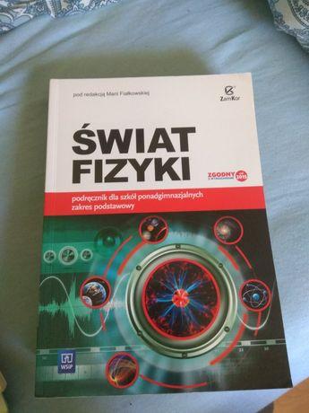 Świat fizyki ZamKor WSiP liceum technikum 2015 podstawowy podręcznik