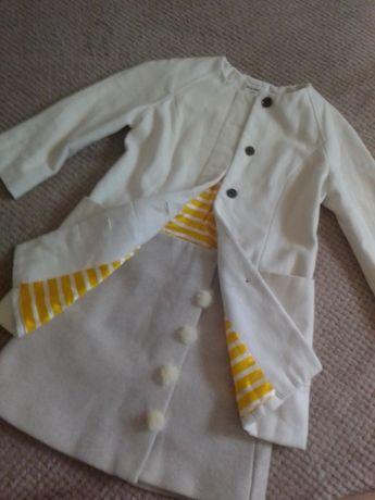 Комплект ( пальто-пиджак, юбка). Продажа/ Обмен.