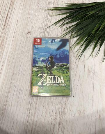 Игра The legend of Zelda Breath of the Wild