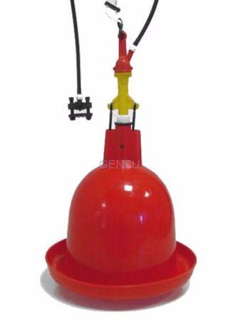 Poidło dzwonowe dla drobiu, nowe MK II
