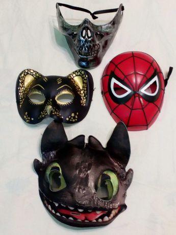 маски супер герої