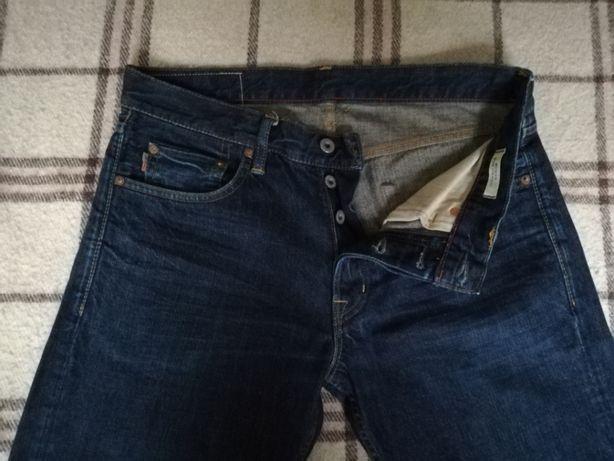POLO Ralph Lauren spodnie jeans denim roz. 32/32