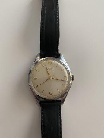 Zegarek Doxa, oryginal, duzy 38mm, piekny stan