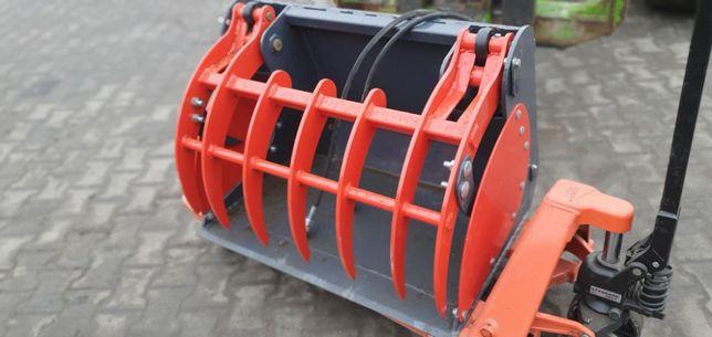 Łyżko krokodyl ząb palony 0,9 m miniładowarka traktorek tur 900 mm