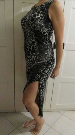 Velma Flinstones jaskiniowiev sukienka kostium M