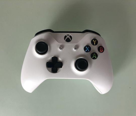 Kontroler Pad Xbox One S Biały Stan BDB