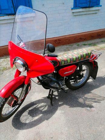Продам резвый мотоцикл Минск