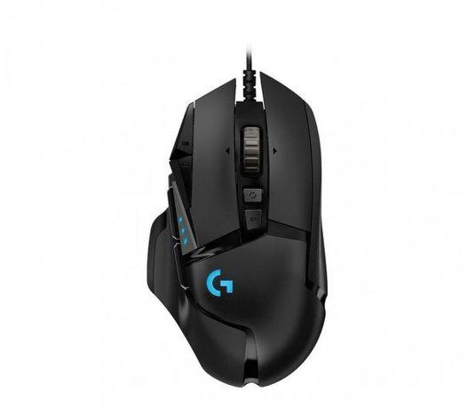 Mysz myszka przewodowa do komputera Logitech G502