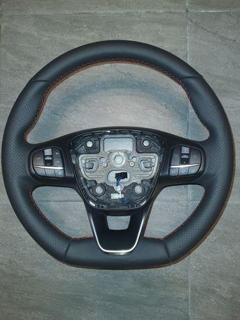 Kierownica Ford Focus mk4 ST Line grzana