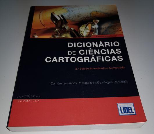 Dicionário de ciências cartográficas 2edição atualizada e aumentada