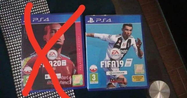 Gra  PS4 Fifa 19