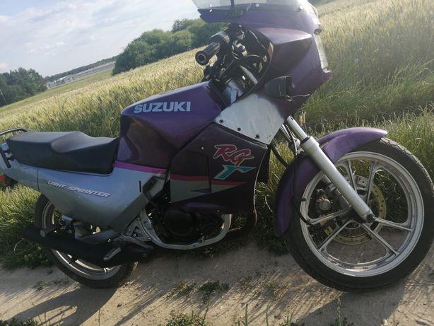 Suzuki rg80 na części lub w całości
