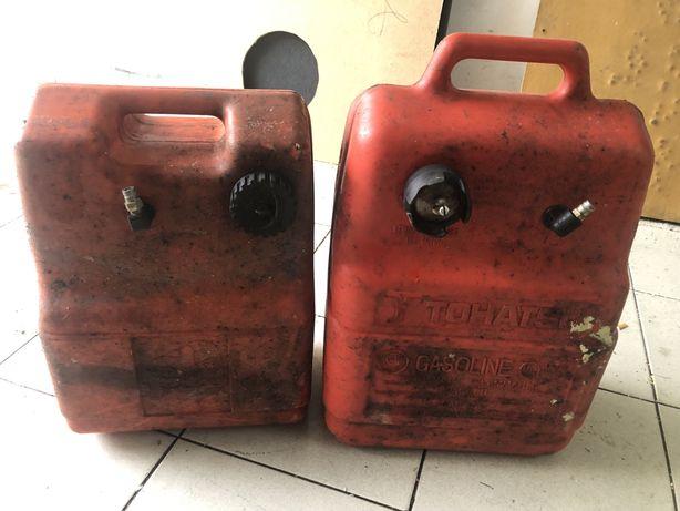 Depositos de gasolina para barco