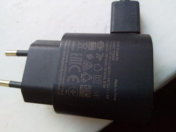 Nokia type c зарядное устройство