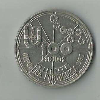 moeda 100 esc. navegação astronómica