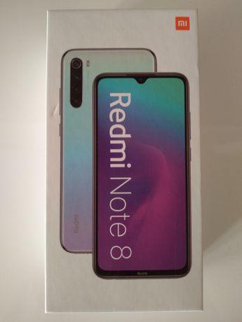 Xiaomi redmi note 8 nowy 4/64GB