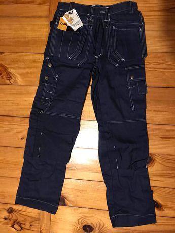 LH stoner spodnie robocze meskie leber hollman rozmiar 48