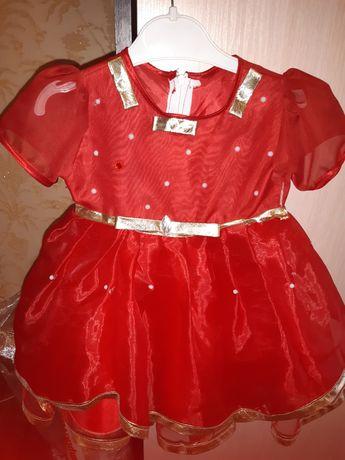 Продам платье на 2 годика