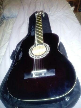 Gitara klasyczna 3/4 dla dzieci, początkujących