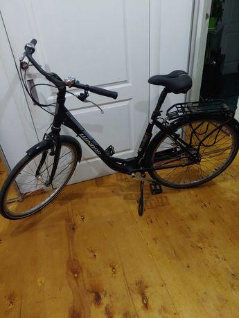 Велосипед алюминиевый на планетарке