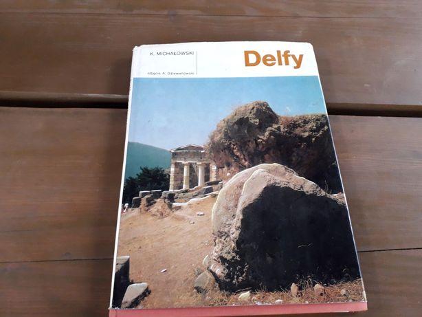 Książka Delfy super zdjęcia 1977r Stan BDB !!!