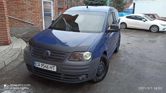 Volkswagen Caddy 1.9TDI