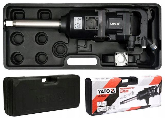 Пневматический гайковерт Yato YT-09615 Оригинал Польща!