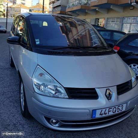 Renault Grand Espace 2.0 dCi SE Travel 7L